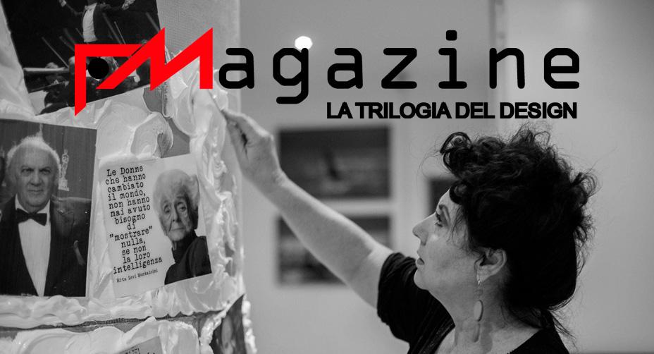 Marisa Laurito volto di PMagazine
